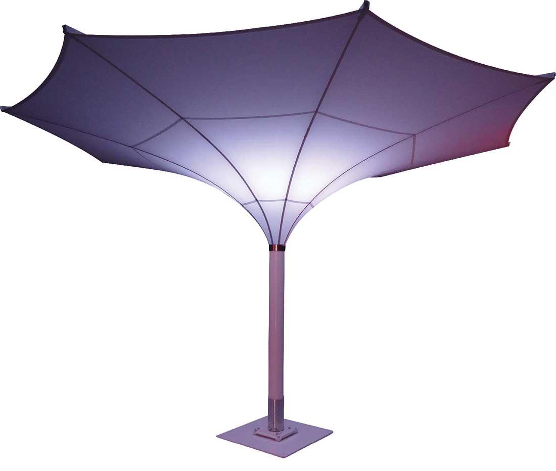 Ομπρέλα Τουλίπα 10